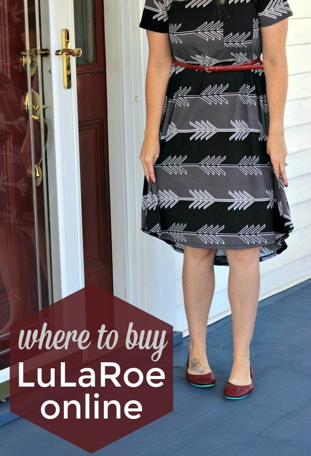 Where to Buy LuLaRoe Online