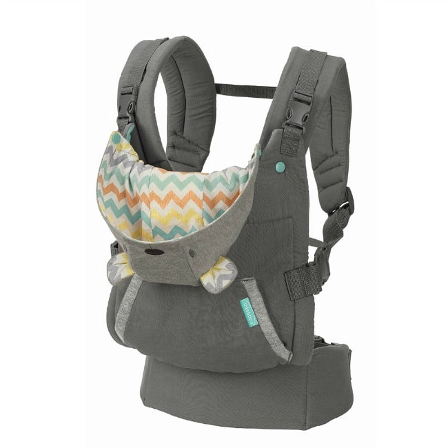 cheap baby carrier, best baby carrier on a budget from infantino