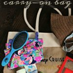 Products to be sure to include in your Disney Cruise carry-on bag