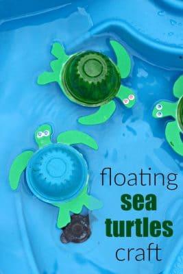 Floating-Sea-Turtles-Craft-267x400