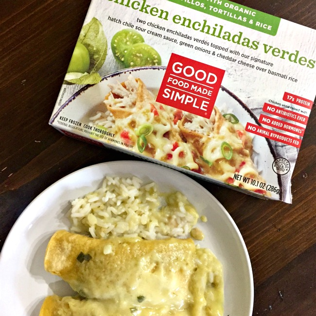 Healthy frozen meals for busy moms from good food made simple good food made simple meals that ive tried so far i do like spicy flavors but id love to find a few different ones with a little less heat for some forumfinder Image collections