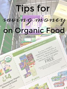7 Tips for Saving Money on Organic Food
