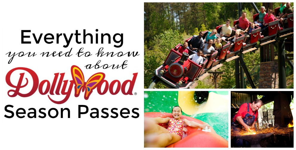 Dollywood Season Passes explained