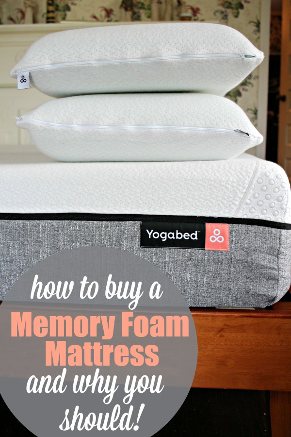 How To Buy A Memory Foam Mattress 5 Reasons Why You Should