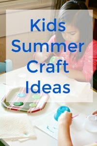 Stay Busy with These Kids Summer Craft Ideas [+ a HUGE Coupon Code for STEAM Science Kits]