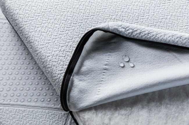 Yogabed Mattress Cover water resistant