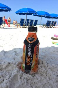 BODYARMOR Keeps All Ages of Athletes Hydrated