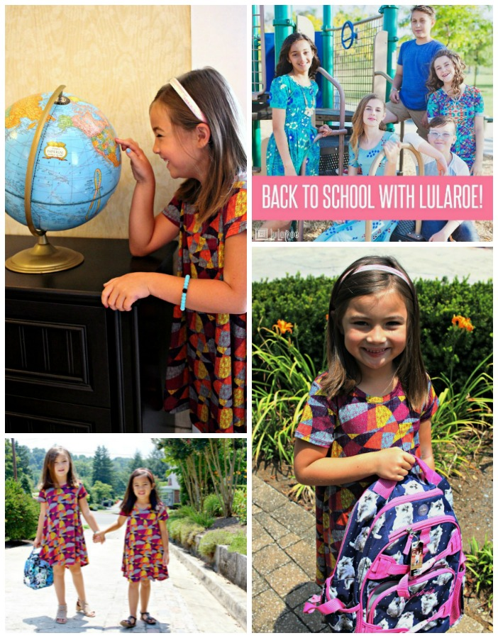 LuLaRoe for Kids - Back to School Fashion