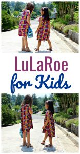 Back to School with LuLaRoe for Kids