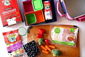 How to Pack a Lunch Box Printable