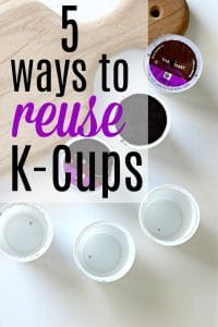 5 Ways to Reuse KCups