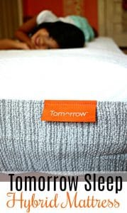 Introducing the Tomorrow Sleep Hybrid Mattress + Sleep System [Exclusive Coupon Code]