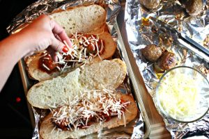 Quick and Easy Meatball Subs Recipe for Weeknights
