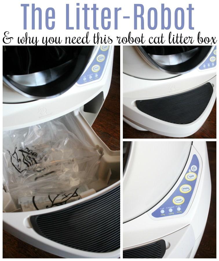 Litter Robot cat litter box