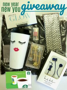 New Year, New You Fashion + Starbucks Gift Card Giveaway