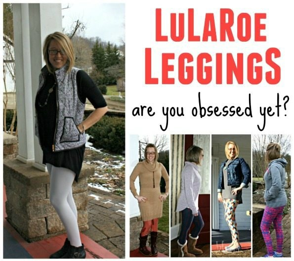 Different looks of LuLaRoe