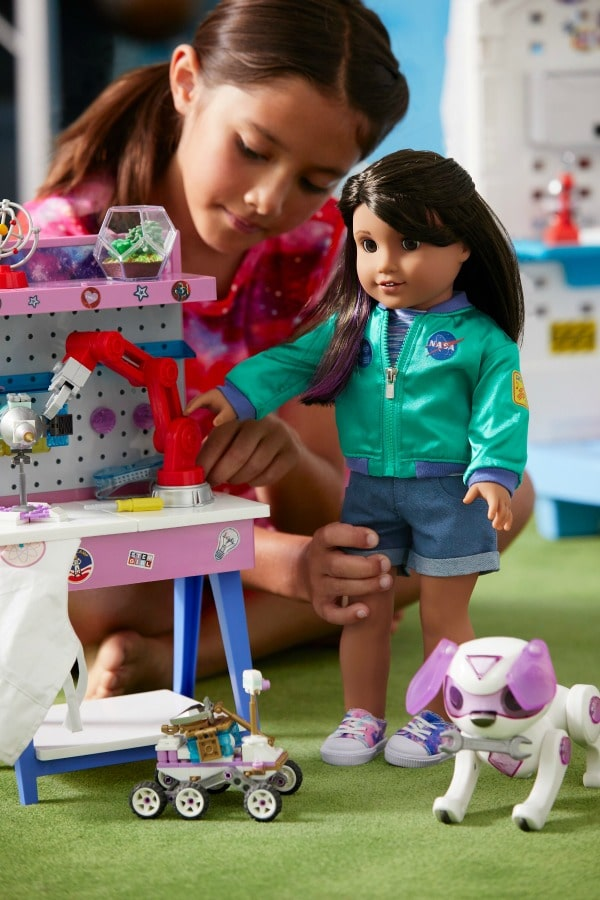 Luciana Vega American Girl Doll of the Year 2018