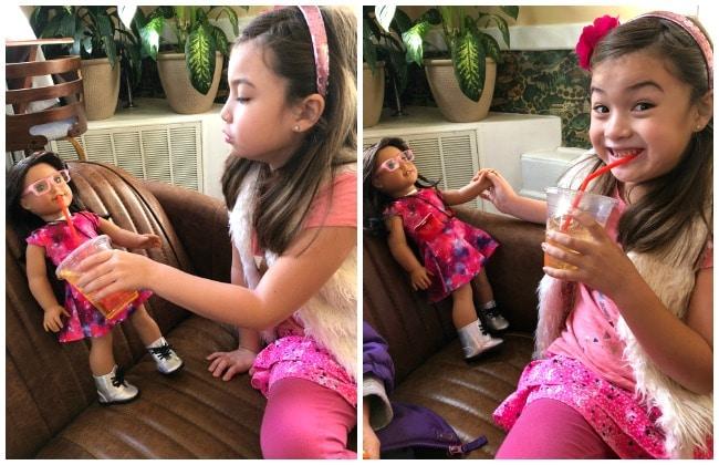 American Girl Doll of the Year 2018 Luciana Vega
