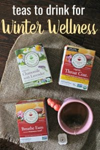 The Best Herbal Teas to Drink for Winter Wellness