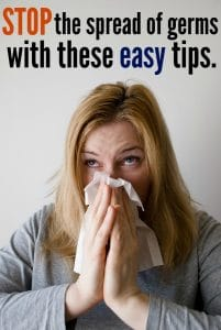 10 Tips to Help Prevent the Common Cold Virus From Spreading
