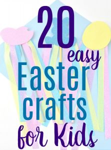 20 Easter Crafts for Kids – Ideas for All Ages