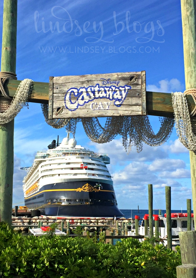 disney castaway cay private island