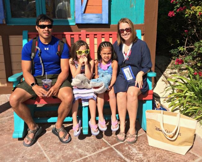 disney cruise family vacation