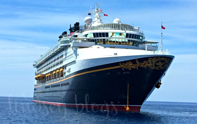 disney cruise line magic ship