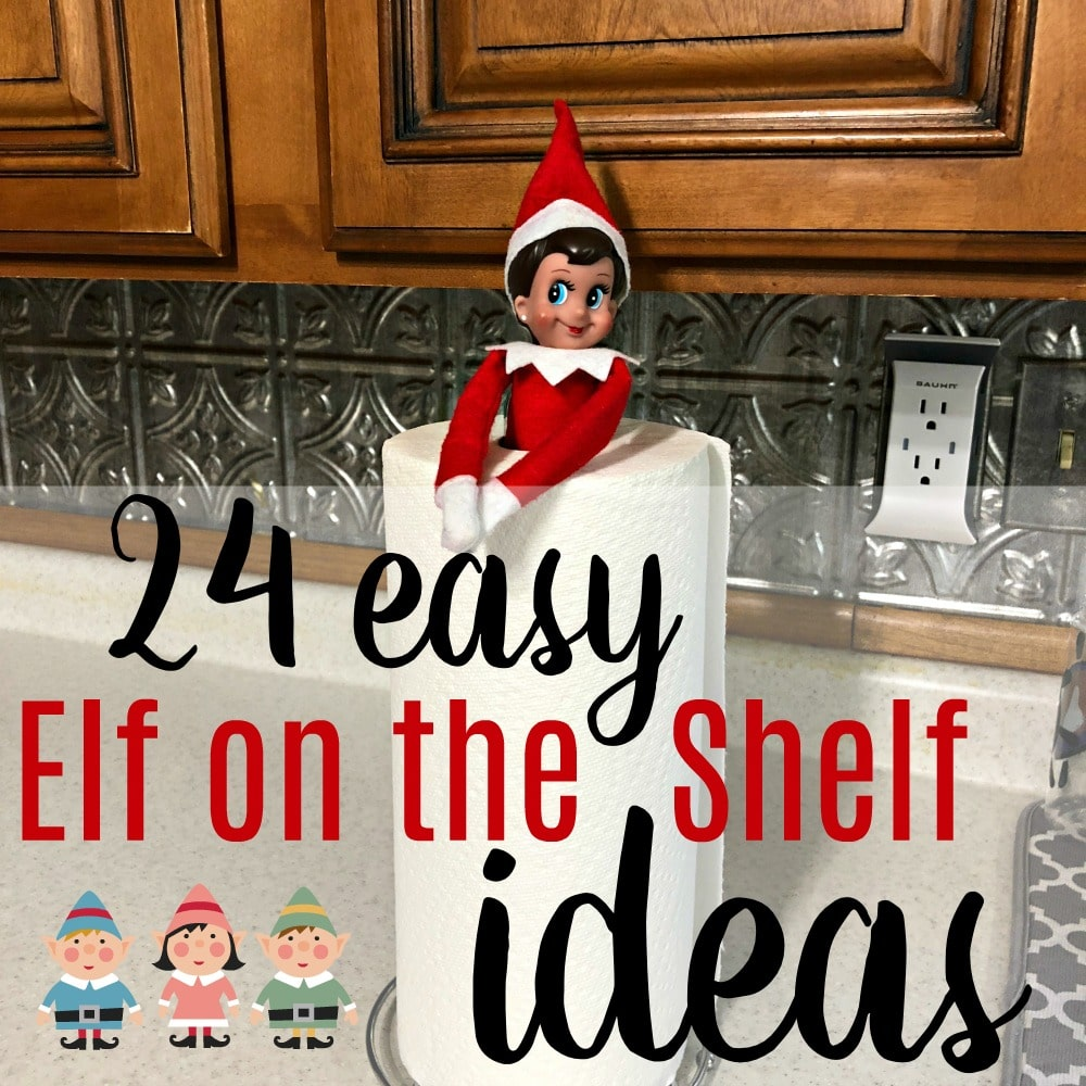 If you are looking for some easy Elf on the Shelf ideas, here are some of our favourite fun ideas to do with your Elf in the lead up to Christmas Eve. You May Also Enjoy 21 Mischievous Elf On The Shelf Ideas To Delight The Kids.