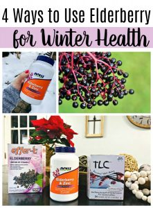 4 Ways to Use Elderberry for Winter Health