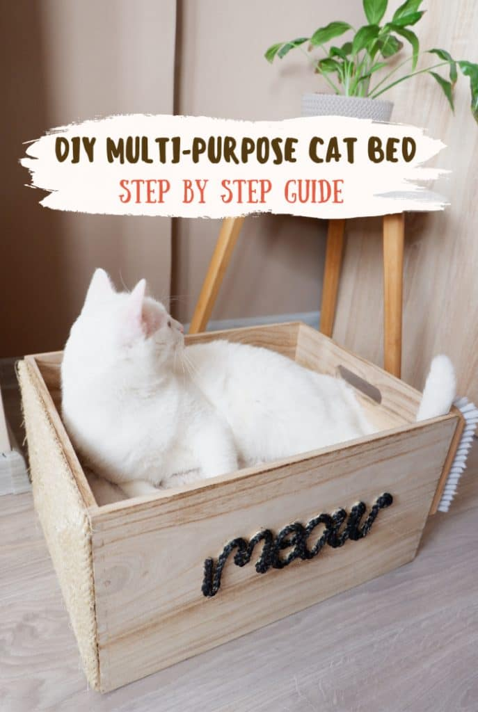 10 Simple DIY Cat Bed Ideas to Match Any Home Decor